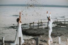 Fotos de Boda Formentera Hard Rock Hotel, Ibiza, Beach Wedding Photography, White Dress, Dresses, Fashion, Vestidos, Wedding Videos, Daytime Wedding