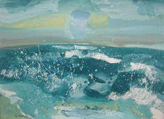 Geoff Hands - Cornwall Sea Paintings