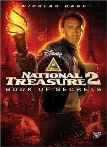 Epic sequel to National Treasure, with a lot of connections to America's history. Great treasure-hunting, mystery solving, action movie. Andrew 7B