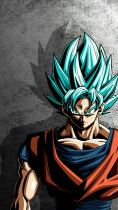 Goku ss god #dbs #dragonball