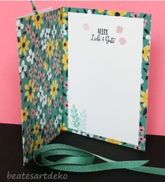 Step Card, Encouragement, Book Folding, Cash Gifts, Gift Cards