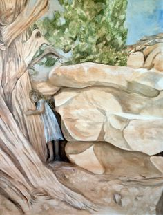 Pam Finlay at Crystal Clear Creations: At the Terebinth Tree - God's Holy Seed Preserveth...