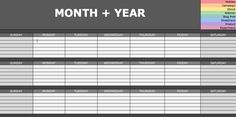 The Social Media Content Calendar Every Marketer Needs (Free Template)