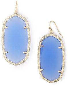 Kendra Scott 'Danielle - Large' Oval Statement Earrings