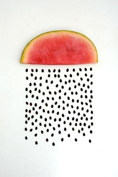 Watermelon, from Tutti Frutti, 2011-13, by Sarah Illenberger