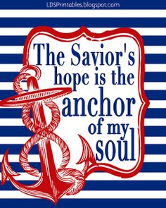 Anchor of My Soul-I LOVE this song and the lyrics by Jenny Jordan Frogley.