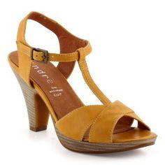 André et la halle aux chaussures 55€ http://www.lahalleauxchaussures.com/sandales-nu-pieds-andre-collection-exclusive-81075.html