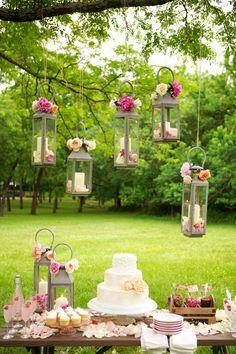 Hanging lanterns | photography by www.portraitsbylucinda.com/