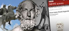 BBC published a not so flattering article regarding ancient Greek legends. The article's author, Armand d'Angour, associate professor of classics at the University of Oxford, raises a series of questions and attempts to clarify if all of the ancient Greek legends are actually true or if they are myths, a figment of Greeks' colorful imagination.  See more at: http://eu.greekreporter.com/2014/07/23/bbc-attempts-to-rewrite-ancient-greek-history/#sthash.4ZeCdTz6.dpuf