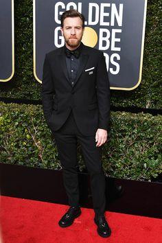 Ewan McGregor 75th Annual Golden Globe Awards, Los Angeles   January 7, 2018