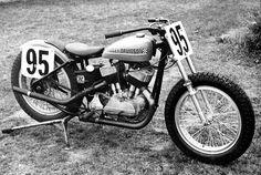 Harley Davidson KR: パパノニューバック