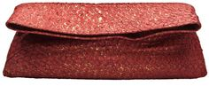 #clutch made of fish leather (salmon) / Design by #NinaPeter