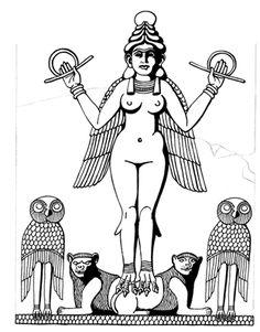 Chapter 15: Isis, Ishtar, Gaea, And Ninkhursag