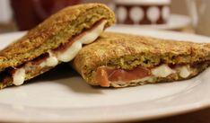 Bajnokok reggelije: a legfinomabb zablepény receptje - bien. Sandwiches, Clean Eating, Food And Drink, Recipes, Clean Meals, Eat Healthy, Healthy Eating, Rezepte, Paninis