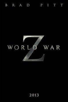 World War Z #poster #movie2012