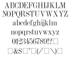 Free Font Dubiel by David Rakowski | Font Squirrel