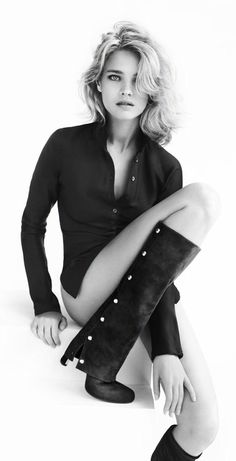 Natalia Vodianova | Inspiration for Photography Midwest | photographymidwest.com | #photographymidwest #pmw