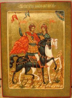 Св. Борис и Глеб
