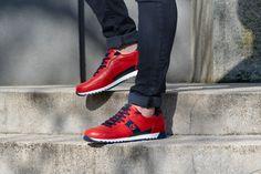 G&T Aktív Piros – Óceán bőr sportcipő Air Max Sneakers, Sneakers Nike, Aktiv, Nike Air Max, Shoes, Fashion, Nike Tennis, Moda, Zapatos
