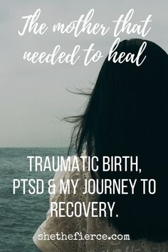 A Wounded Warrior: My Journey with Traumatic Birth & PTSD   Birth trauma is a horrific thing for a new mother to deal with. This Mum shares her message of hope and healing.