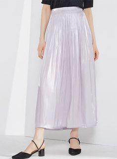 2715c7661c Skirts | Skirts | Black Perspective Mesh Skirt Mesh Skirt, Pleated Skirt,  Elastic Waist