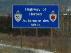 spindrift and dreams: Highway of Heroes Canadian Things, I Am Canadian, Trenton Ontario, Canadian Soldiers, Fallen Soldiers, Canada Day Crafts, Roi George, Soldiers Coming Home, Canada Eh