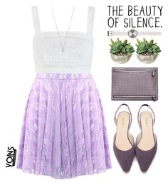 """Yoins 20"" by mihreta-m ❤ liked on Polyvore featuring Zimmermann, Uniform Wares, Minor Obsessions and yoins"