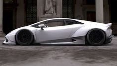 Liberty Walk Shows Off Wild Lamborghini Huracan Wide Body Lamborghini Huracan, Ferrari F12, Sports Cars For Sale, Best American Cars, Wide Body Kits, Liberty Walk, Vans, Hot Cars, Luxury Sports Cars