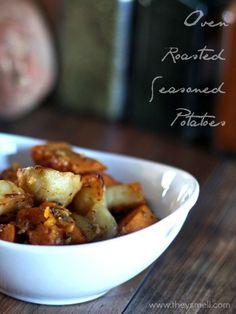 Gluten-free Potato Side Dish