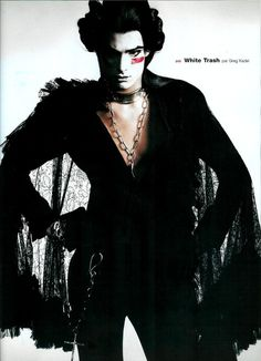 White trash - Numéro Homme magazine