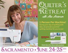 Runs with Scissors Quilt Shop We're located at the N/E corner of ... : quilt shops sacramento - Adamdwight.com