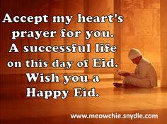 Printable Eid Card for Eid Wishes, Eid Mubarak Greetings, Eid Messages, Eid Quotes for Eid Mubarak Cards