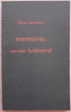 Memoires van een luipaard, Peter Verhelst