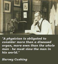 Harvey Cushing Quotes