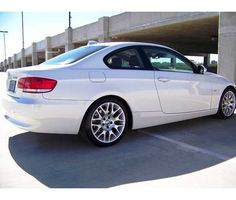 BMW 328i coupe.