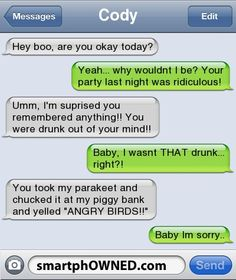 Hahhahahha best ever i wasnt that drunk texts, stupid texts, funny texts, funny Funny Drunk Text Messages, Text Messages Crush, Funny Drunk Texts, Text Message Fails, Funny Texts Jokes, Text Jokes, Funny Text Fails, Drunk Humor, Cute Texts