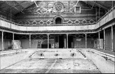 Radcliffe Swimming Baths 1960
