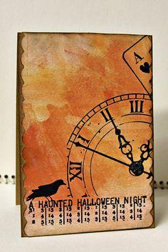 A Haunted Halloween Night - Scrapbook.com