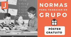 10 Normas para trabajar en grupos de aprendizaje cooperativo