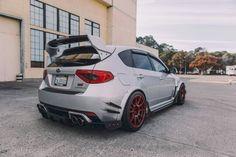 Adding to its amazing line up of boxer motor vehicles, Subaru as of late divulged its new 2019 Series.Gray WRX and WRX STI models. Subaru Impreza Hatch, Subaru Sti Hatchback, Wrx Sti, Subaru Wrx, Japanese Cars, Japanese Style, Car Mods, Sweet Cars, T Rex