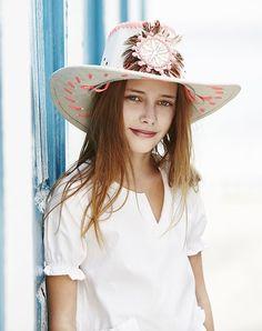 Pepito by Chus ss15. Photo Noemi De La Peña. Agency : Sugar Kids Model : Julia Mayer
