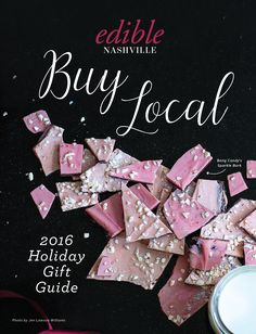 Nashville offers no shortage of great gift ideas for the holidays. Cross off your gift list in local style this year! Click on any of the images below to open the slideshow.
