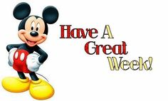 Recent mickey mouse Gifs Images Great Week, New Week, Have A Great Day, Mickey Mouse Quotes, Disney Mickey Mouse, Spark People, Daily Motivational Quotes, Winston Salem, Good Morning Good Night