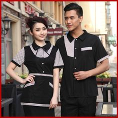 restaurant uniform design - Google Search