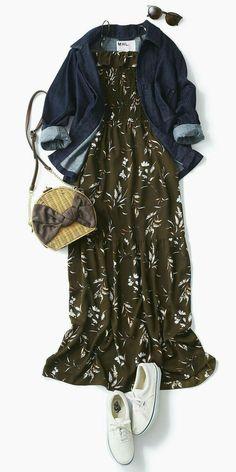 Modest Fashion Hijab, Street Hijab Fashion, Muslim Fashion, Fashion Outfits, Fashion 2018, Style Fashion, Spring Fashion, Fashion Tips, Hijab Fashion Inspiration