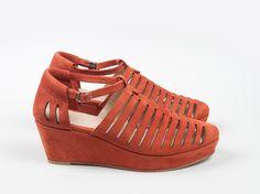 Riley - Brick Red | Folk Shoes. Me gusta mucho.