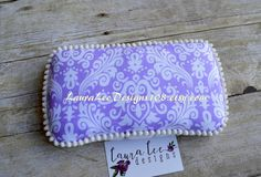 READY TO SHIP Lavender and White Hollywood by LauraLeeDesigns108