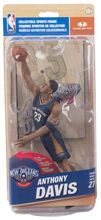 McFarlane NBA Series 27 Anthony Davis (New Orleans Pelicans)