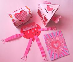 Cute Valentine Projects!