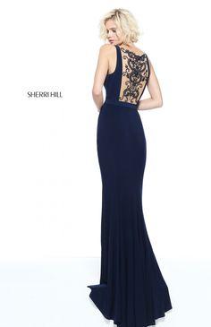 Sherri Hill 51096 Prom Dress | MadameBridal.com  #sherri hill #prom dress #prom